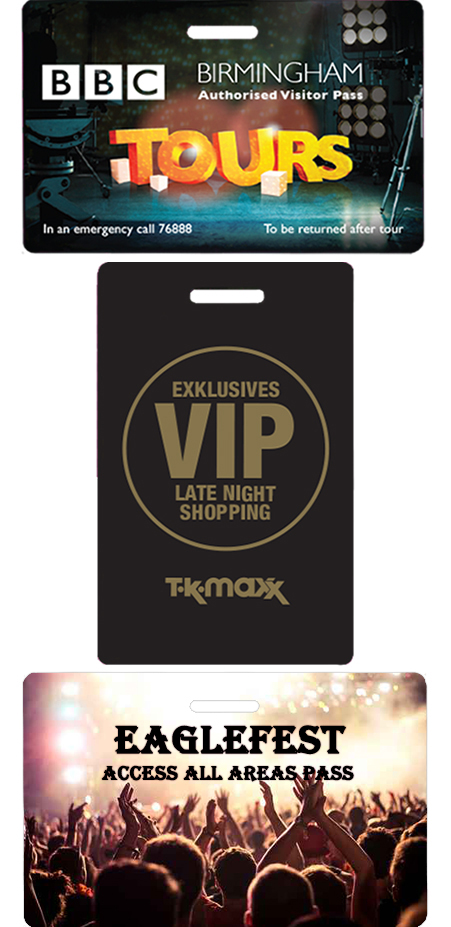 event pass