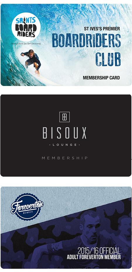 Membership Cards  Membership Cards Design